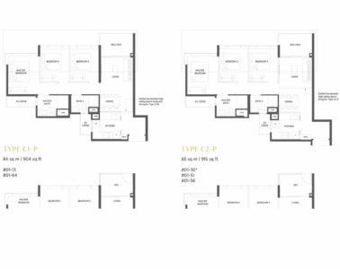 Parc-Esta-Floor-Plan-3-bedroom-type-c1-c2