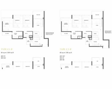 Parc-Esta-Floor-Plan-3-bedroom-type-c1-c2