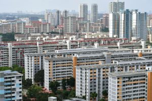 HDB Resale Prices Climb
