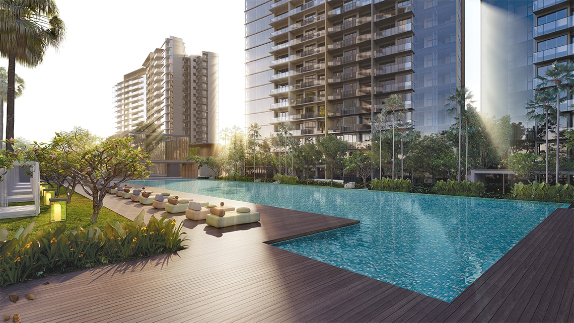 Property Sales Increasing Singapore